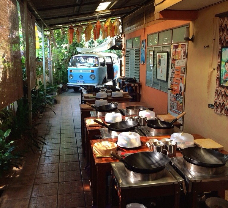 A Lot of Thai cooking class
