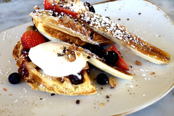 Duck and Waffle Brunch Review