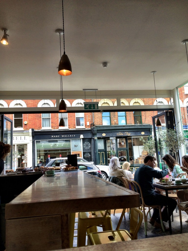Hally's Brunch in Parsons Green Review