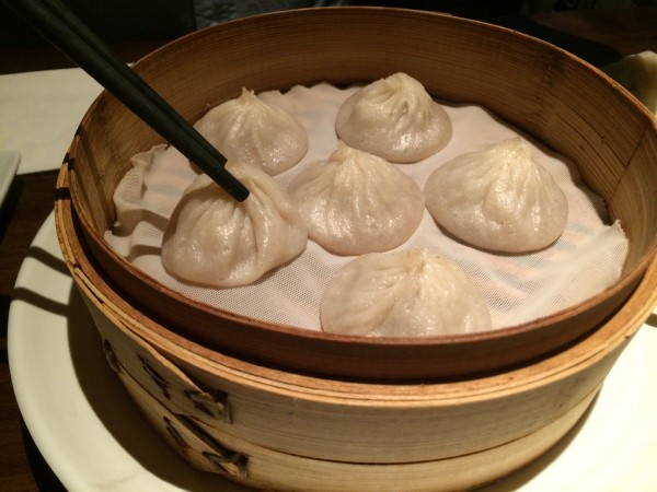 The Bao NYC Soup Dumplings