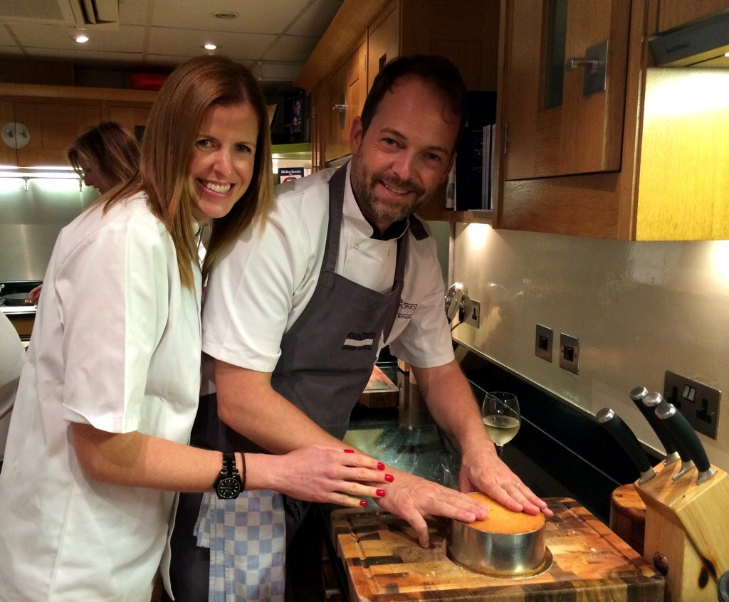 Manoir aux Quat'Saisons Cooking School