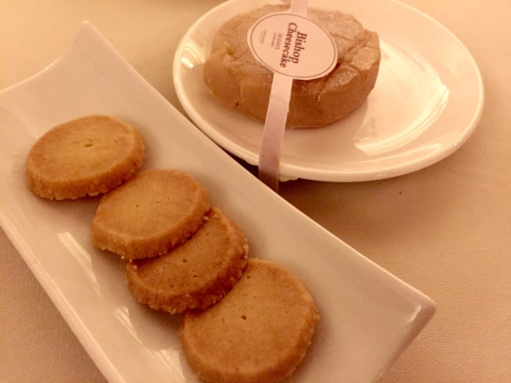 """The best """"cheesecake"""" on earth at 50 Days of Adria"""