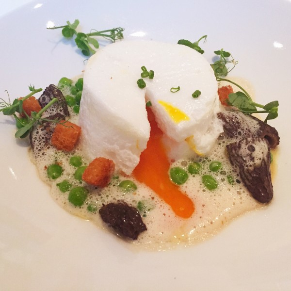 Blanc Manger at Bonhams Restaurant London