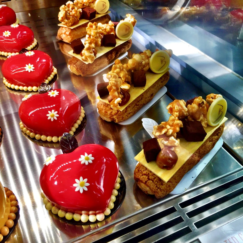 Stunning pastries at Bachour Bakery Miami