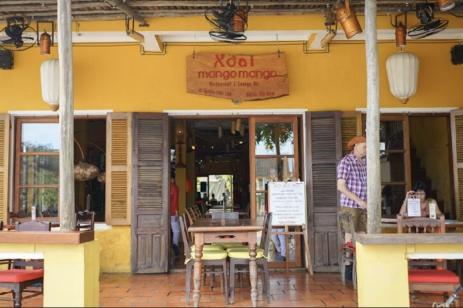 Mango Mango Hoi An entrance
