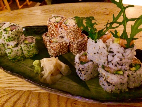 Kouzu London Review