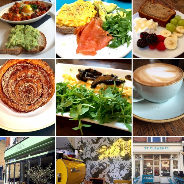 Best Brunch in Fulham and Parsons Green