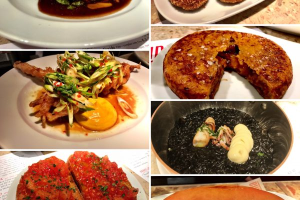 Barrafina Review: Best Tapas in London
